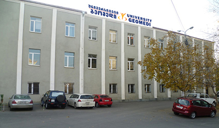 Mbbs in Georgia - GEOMEDI UNIVERSITY